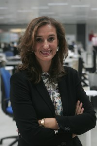 Beatriz Recio, directora de Womantalent