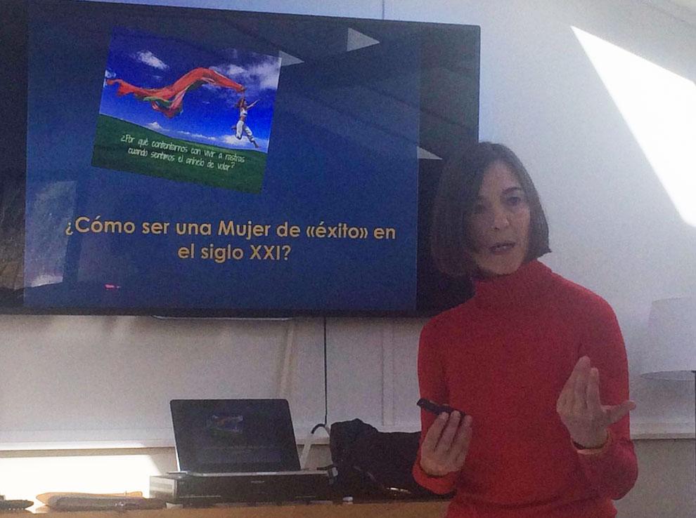 Carmen F. Barquín en womantalent