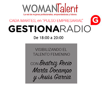 Womantalent en GESTIONA RADIO