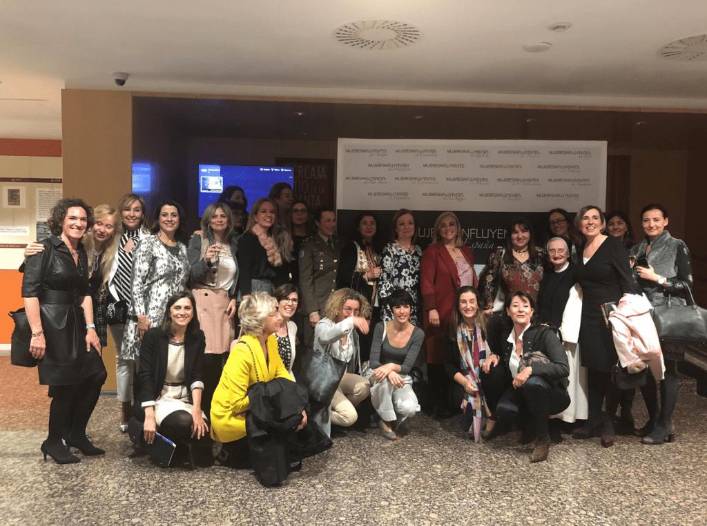 """Presentación de """"Mujeres Influyentes de Aragón"""""""